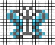 Alpha pattern #82354