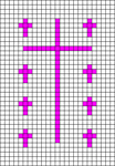 Alpha pattern #82360
