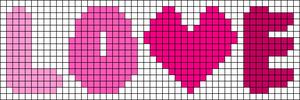 Alpha pattern #82374