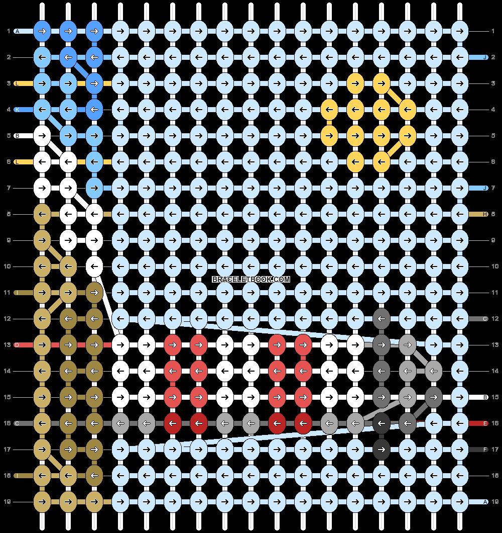 Alpha pattern #82377 pattern