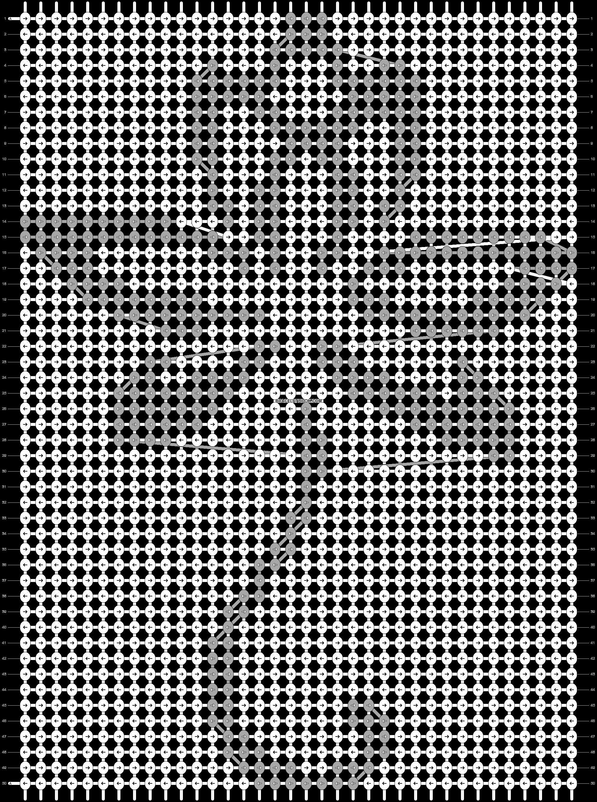 Alpha pattern #82378 pattern