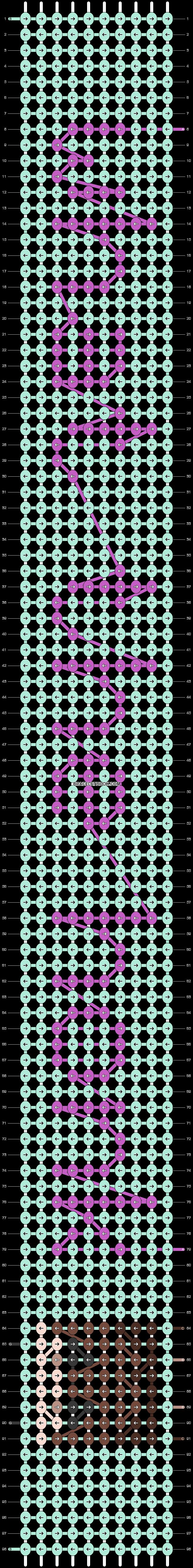 Alpha pattern #82388 pattern