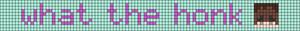 Alpha pattern #82388