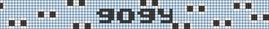 Alpha pattern #82393