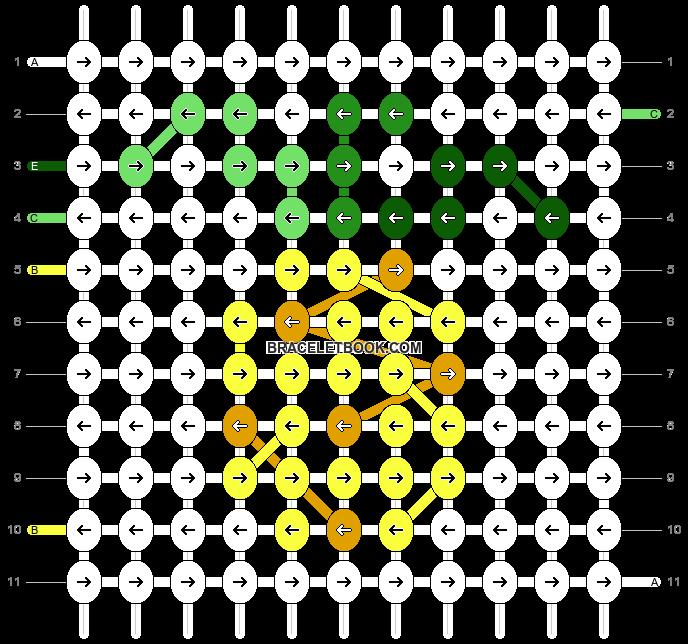Alpha pattern #82395 pattern