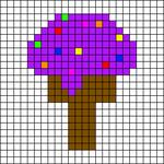 Alpha pattern #82412