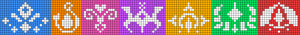 Alpha pattern #82426