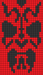 Alpha pattern #82435