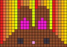 Alpha pattern #82440