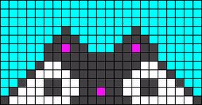 Alpha pattern #82441