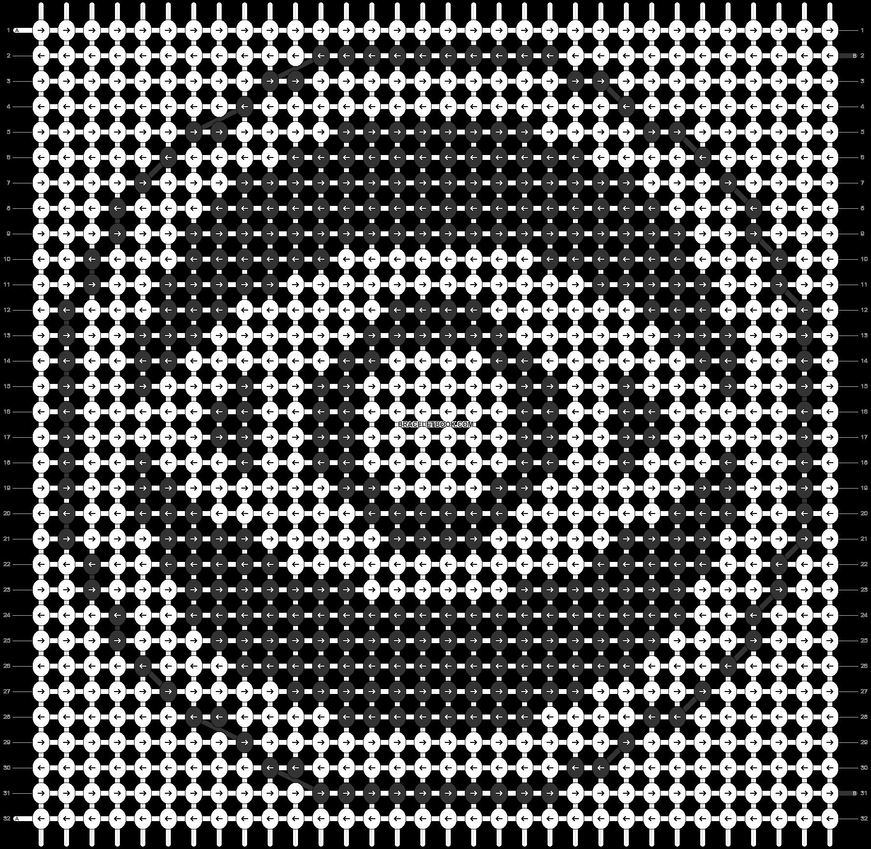 Alpha pattern #82455 pattern