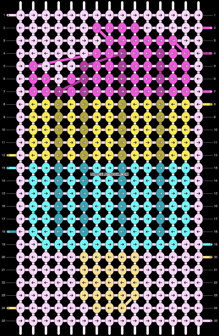 Alpha pattern #82462 pattern