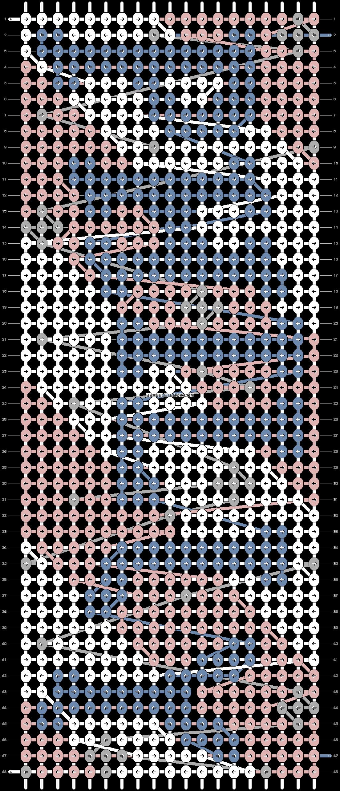 Alpha pattern #82483 pattern
