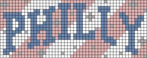 Alpha pattern #82483