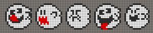 Alpha pattern #82502