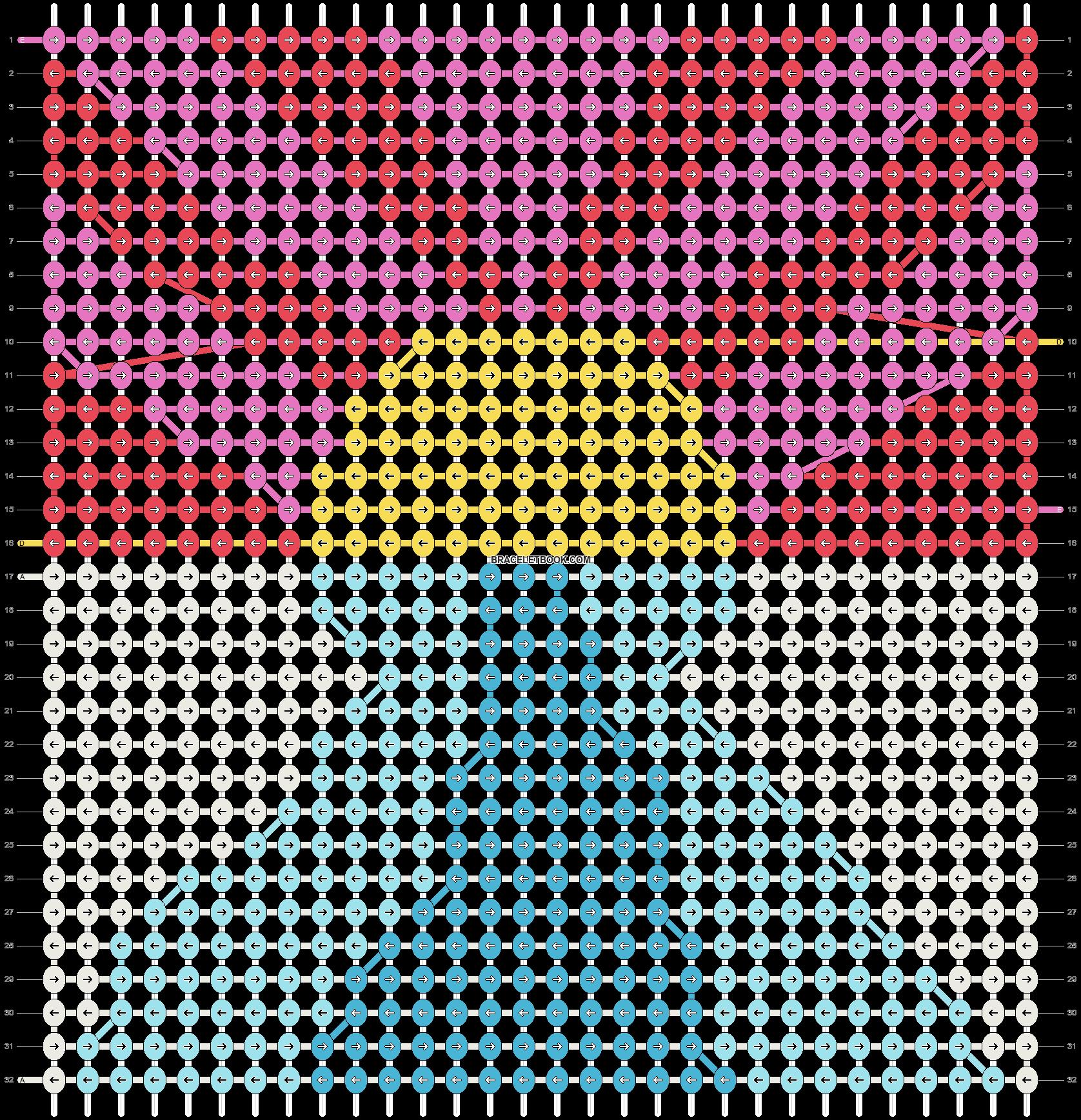 Alpha pattern #82515 pattern