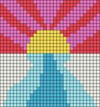 Alpha pattern #82515