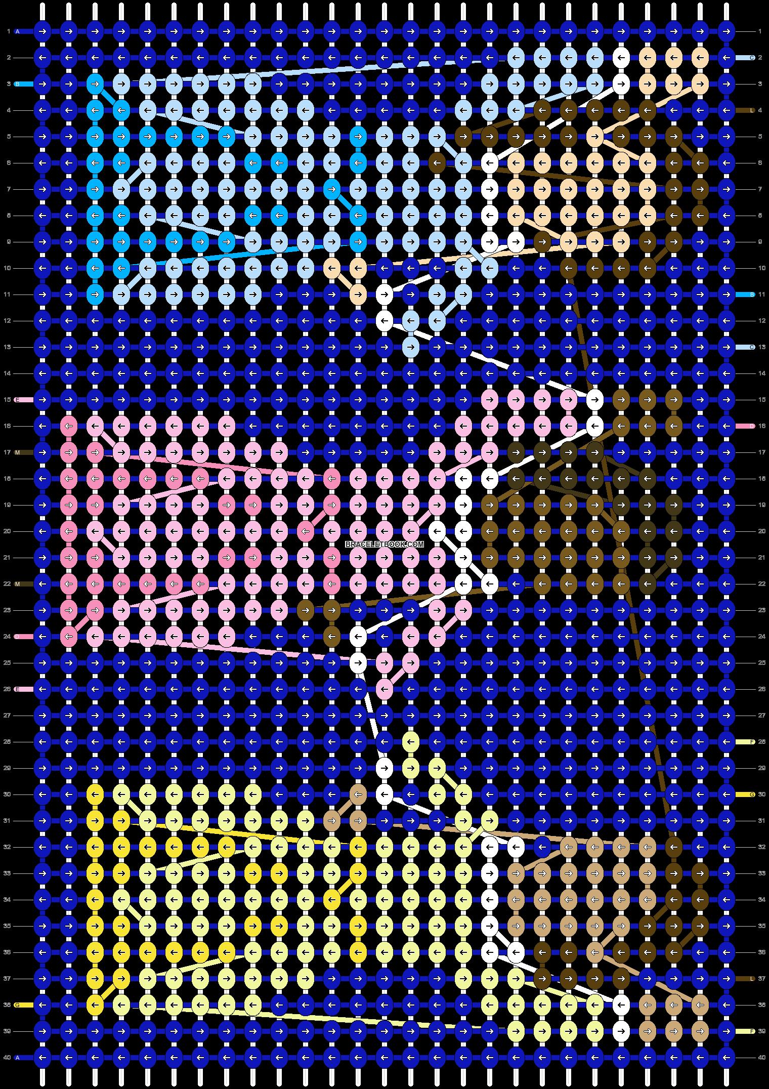 Alpha pattern #82519 pattern