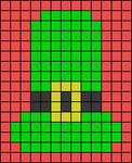 Alpha pattern #82524