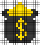 Alpha pattern #82525