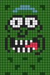Alpha pattern #82530