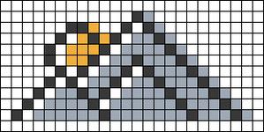 Alpha pattern #82542