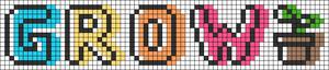 Alpha pattern #82544