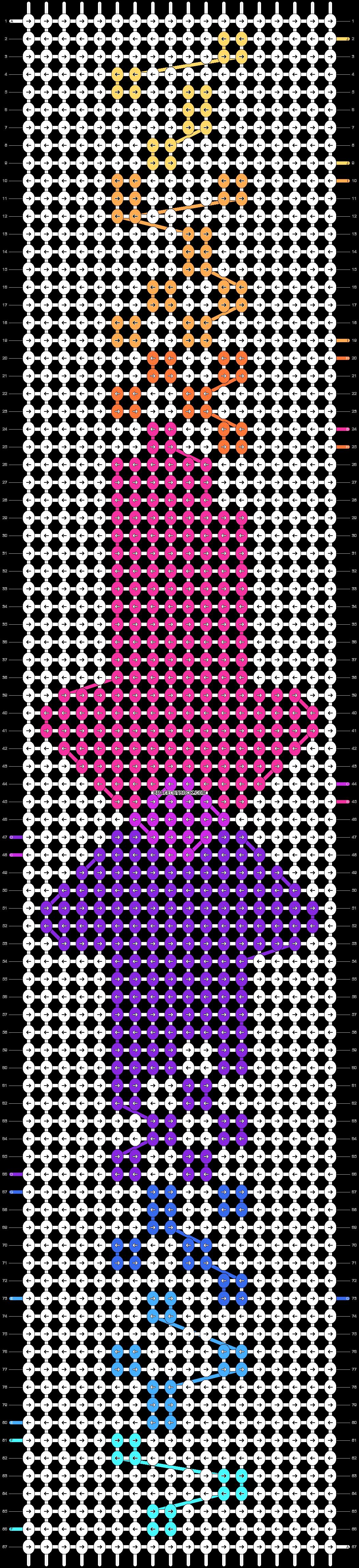 Alpha pattern #82547 pattern