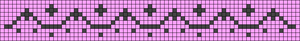 Alpha pattern #82550
