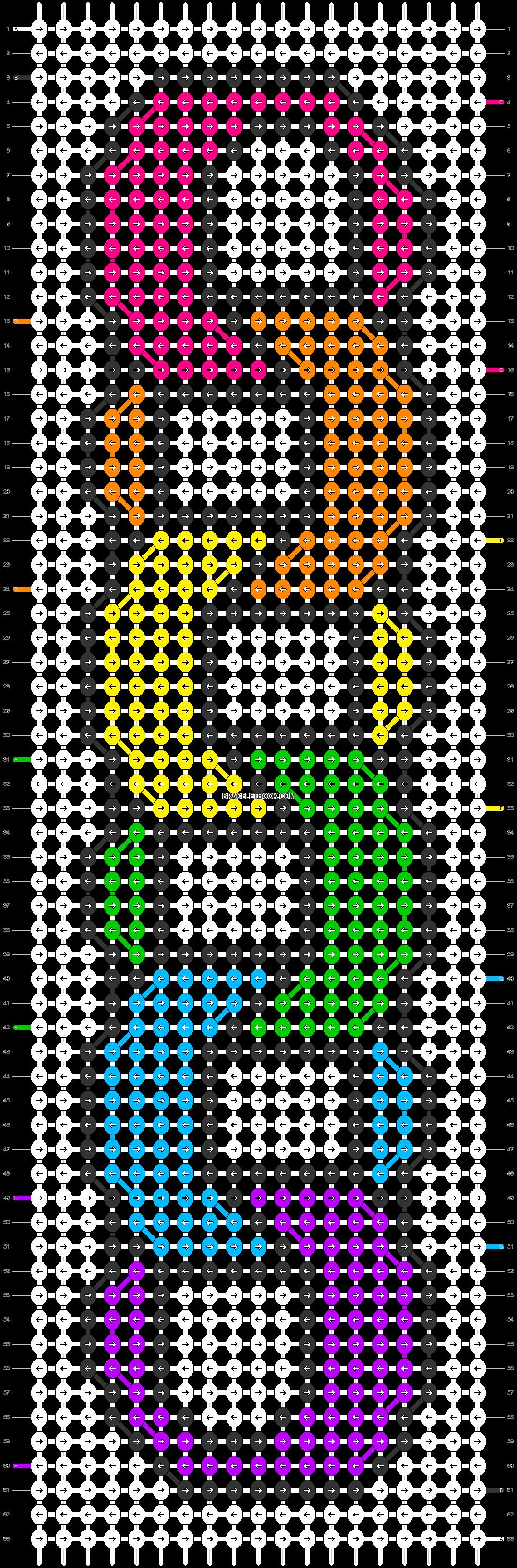 Alpha pattern #82552 pattern