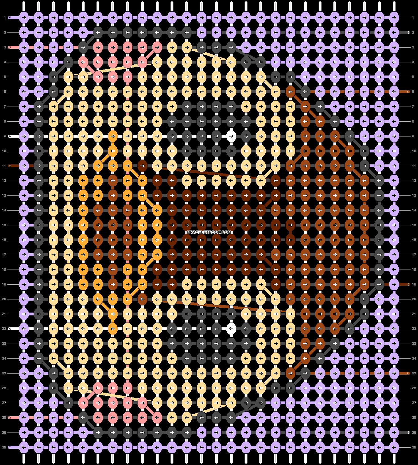Alpha pattern #82561 pattern
