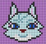 Alpha pattern #82562