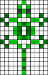 Alpha pattern #82576