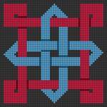 Alpha pattern #82577