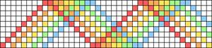 Alpha pattern #82580