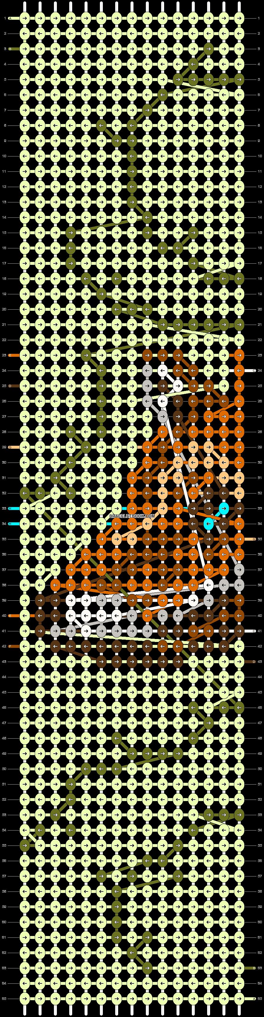 Alpha pattern #82582 pattern
