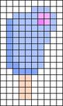 Alpha pattern #82592