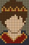Alpha pattern #82601