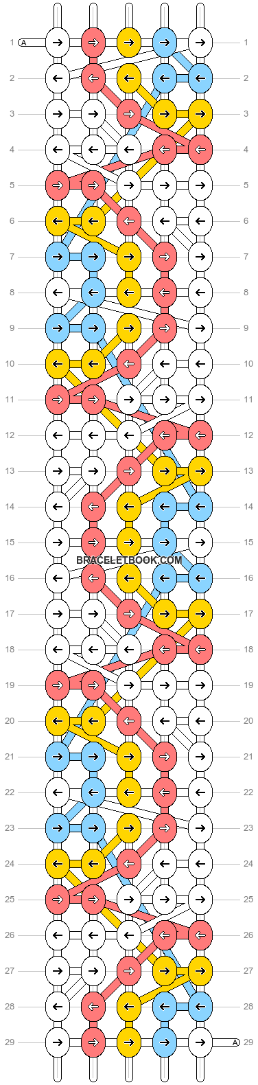 Alpha pattern #82603 pattern