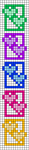 Alpha pattern #82621