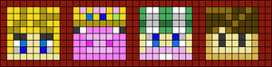 Alpha pattern #82623