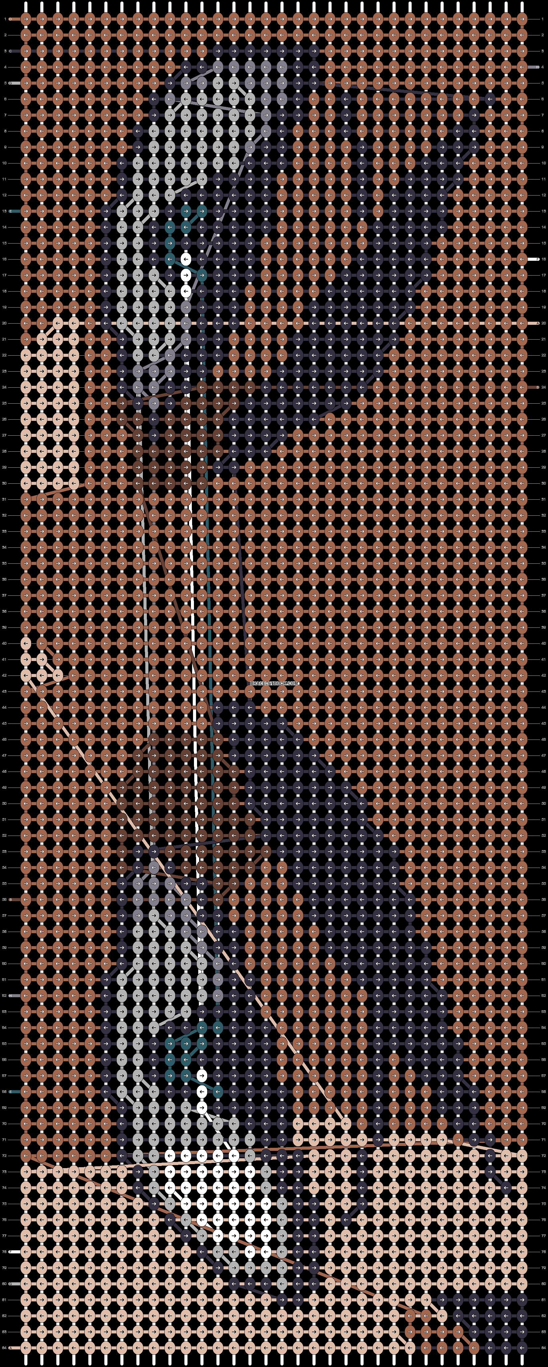 Alpha pattern #82662 pattern