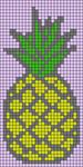 Alpha pattern #82663