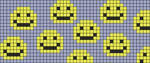 Alpha pattern #82671