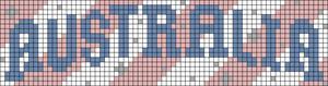 Alpha pattern #82684