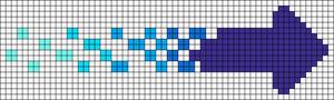 Alpha pattern #82692