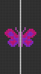 Alpha pattern #82693