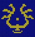 Alpha pattern #82694