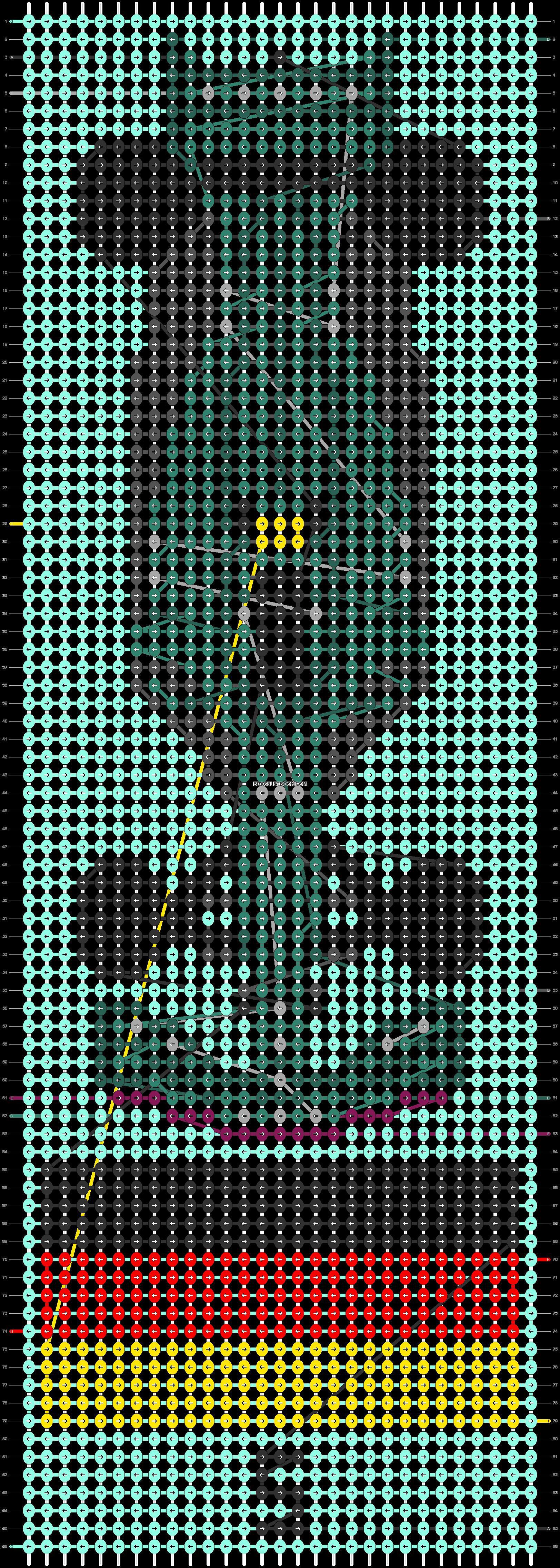 Alpha pattern #82725 pattern