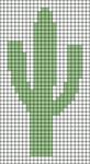 Alpha pattern #82740